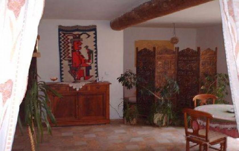 Location de vacances - Mas à Bédoin