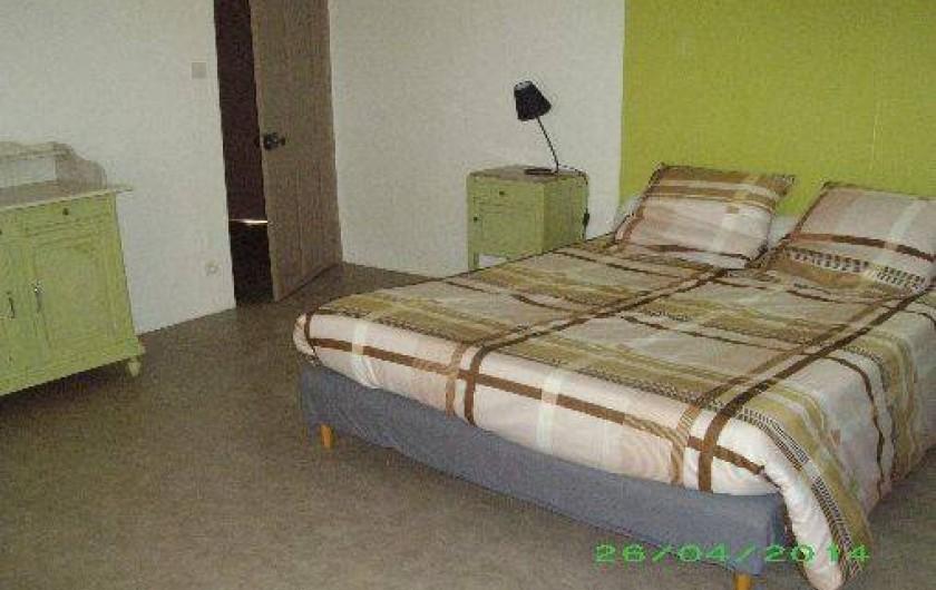 Location de vacances - Appartement à Isolaccio-Di-Fiumorbo - Chambre parentale