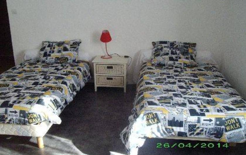 Location de vacances - Appartement à Isolaccio-Di-Fiumorbo - Chambre 2