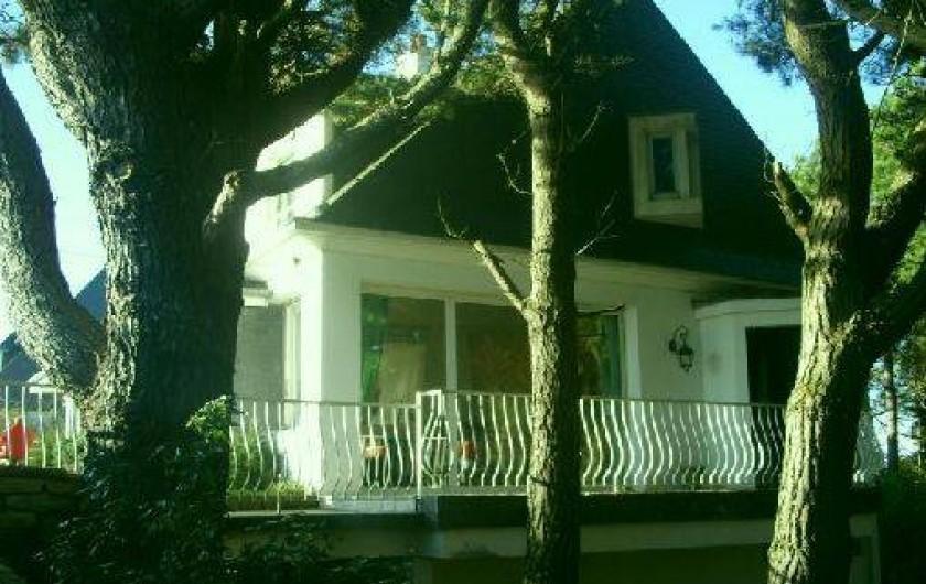 Location de vacances - Maison - Villa à La Trinité-sur-Mer