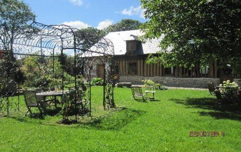 Location de vacances - Gîte à Canouville