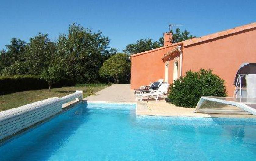 Location de vacances - Villa à Manosque