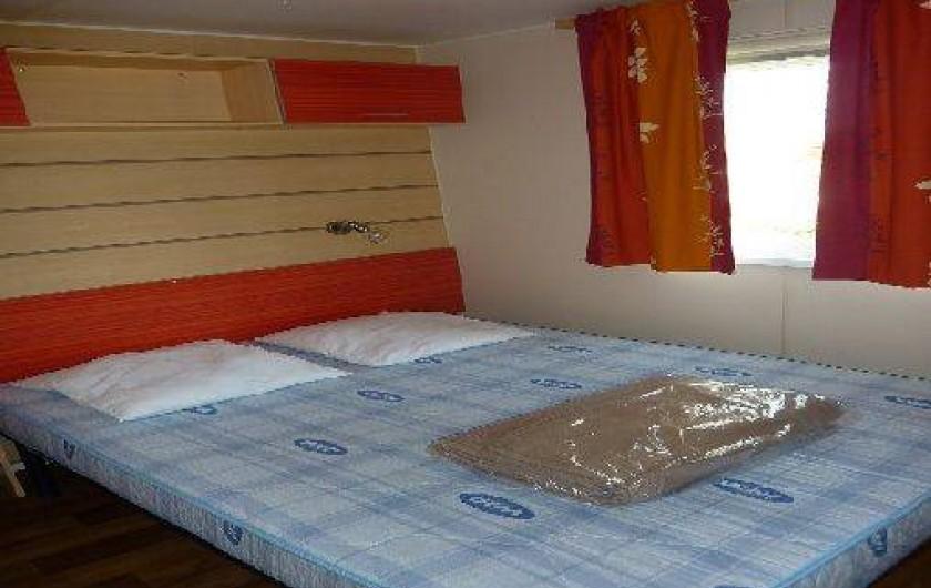 Location de vacances - Bungalow - Mobilhome à Boofzheim