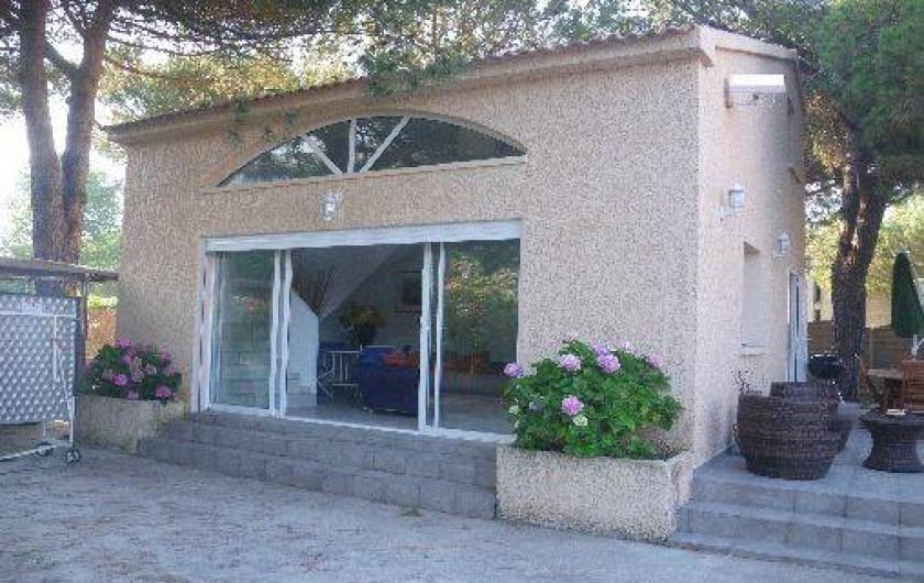 Location de vacances - Villa à Moriani-Plage