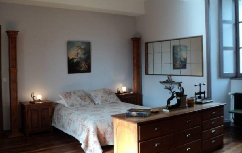 Location de vacances - Chambre d'hôtes à Trélévern - LA PART DES ANGES