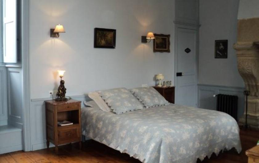 Location de vacances - Chambre d'hôtes à Trélévern - SEVIGNE