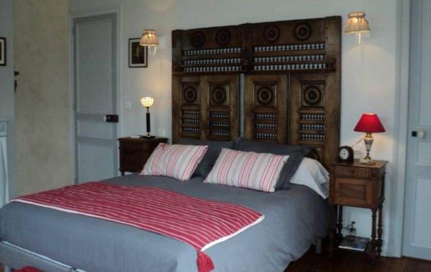 Location de vacances - Chambre d'hôtes à Trélévern - BEAUSEMBLANT