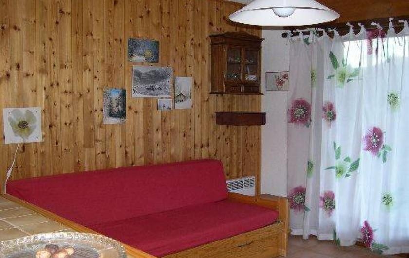 Location de vacances - Chalet à Pelvoux