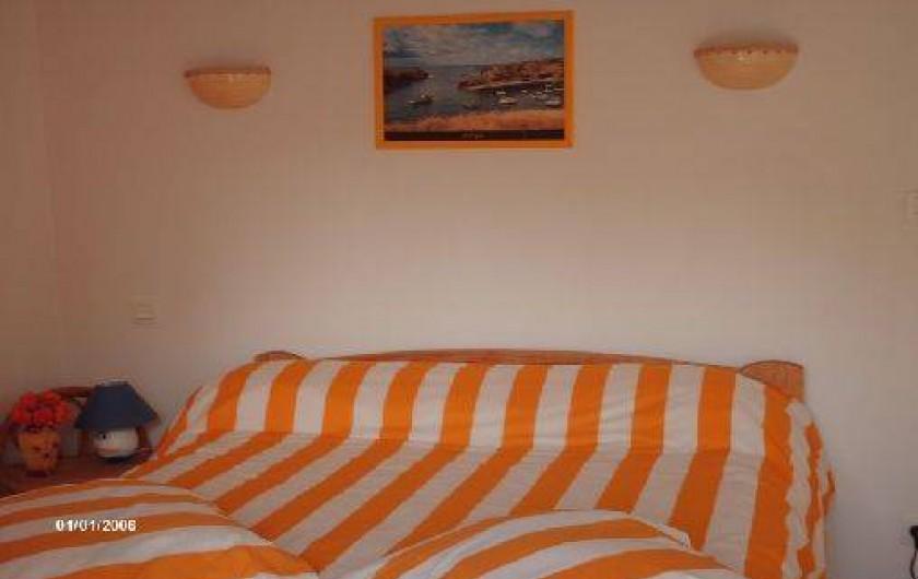Location de vacances - Chambre d'hôtes à L'Île-d'Yeu