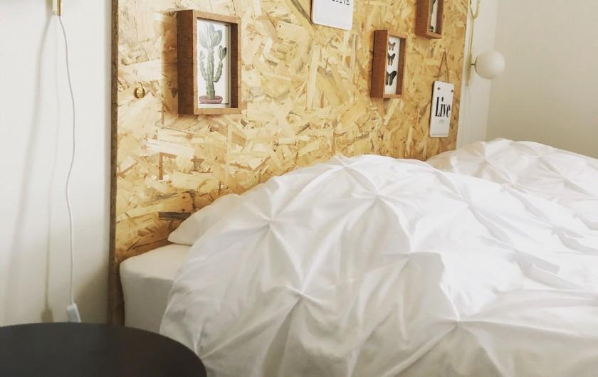 Location de vacances - Gîte à Tonnoy - chambre 1