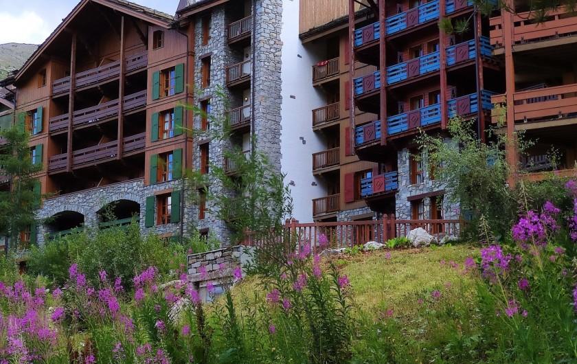 Location de vacances - Appartement à Arc 1800 - Les Arandelières SO