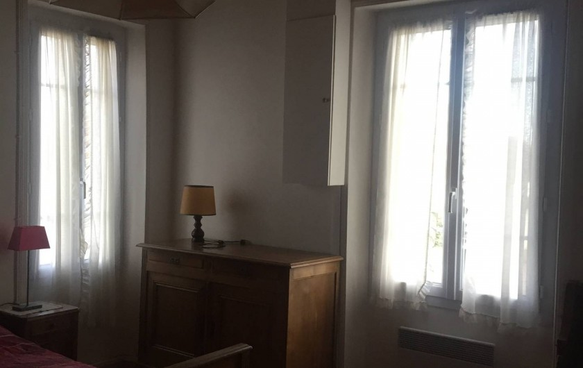 Location de vacances - Villa à Saint-Hilaire-de-Riez - Chambre 1