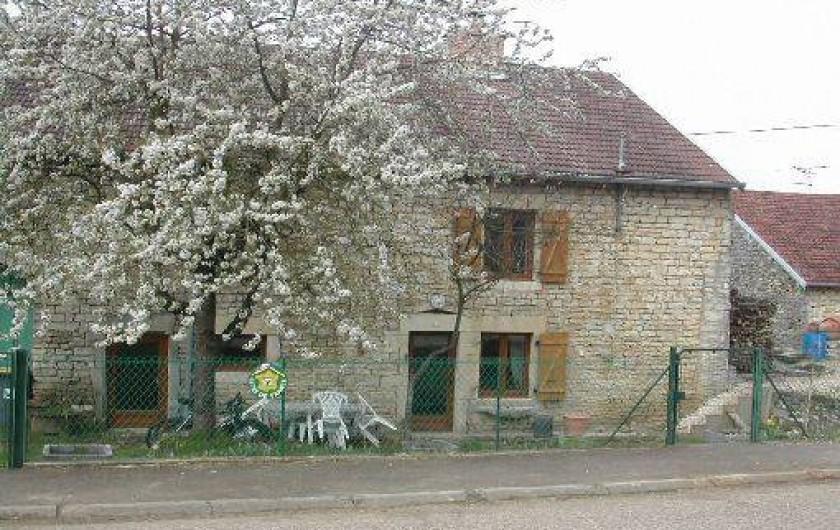 Location de vacances - Gîte à Brotte-lès-Ray