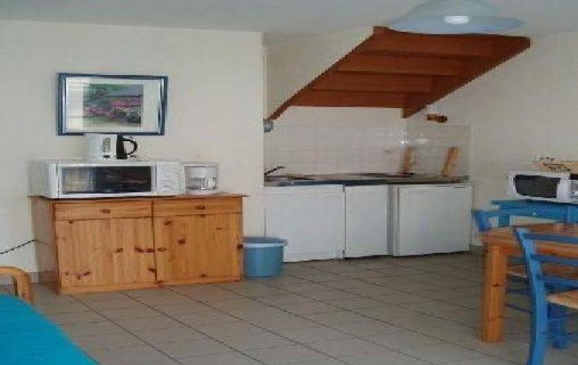 Location de vacances - Appartement à Perros-Guirec