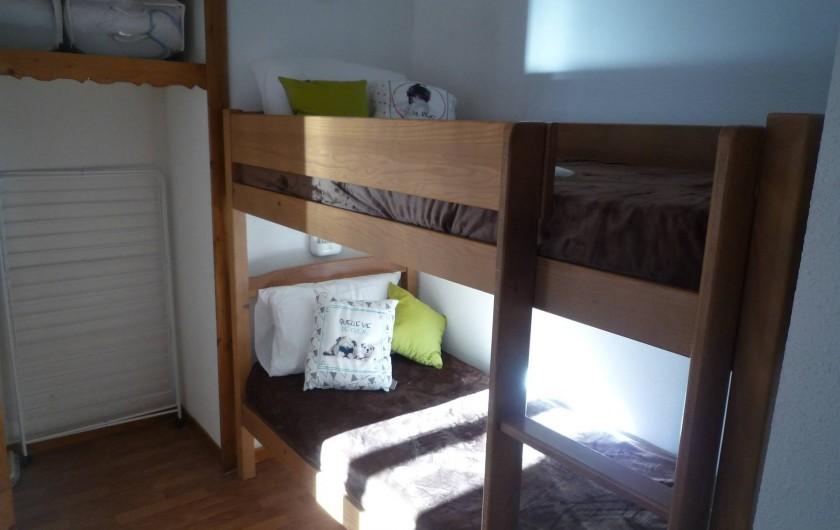 Location de vacances - Appartement à La Joue du Loup - COIN MONTAGNE