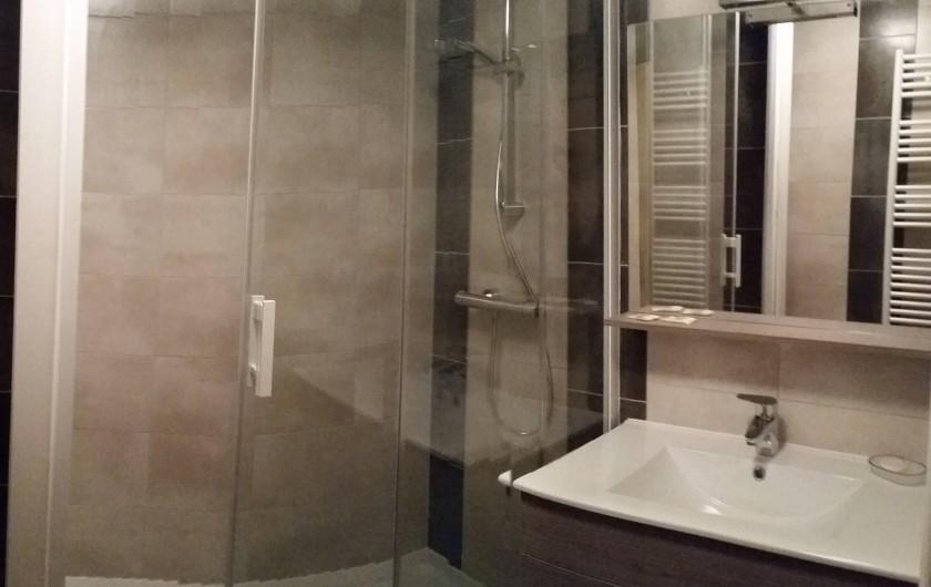Location de vacances - Appartement à La Joue du Loup - SALLE DE BAIN