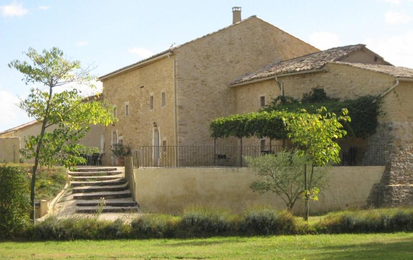 Location de vacances - Gîte à Saint-Paulet-de-Caisson