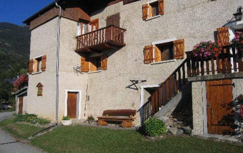 Location de vacances - Gîte à Saint-Marcel - Le gite
