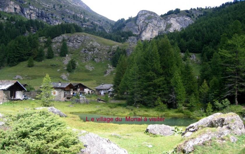 Location de vacances - Gîte à Saint-Marcel - Village à visiter