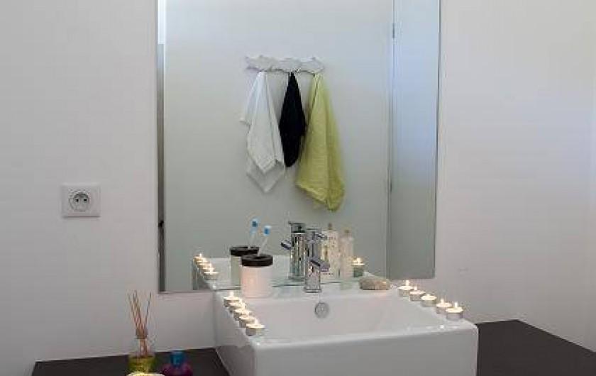 Location de vacances - Maison - Villa à Guissény - Une salle de bain
