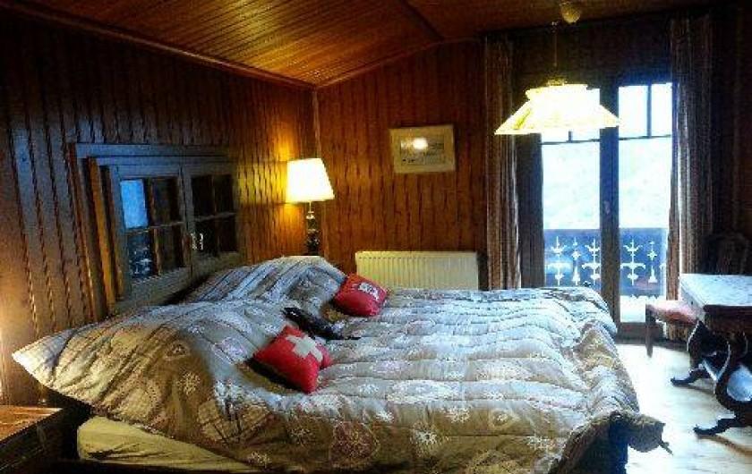 Location de vacances - Chalet à Gryon
