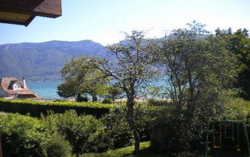 Location de vacances - Appartement à Annecy