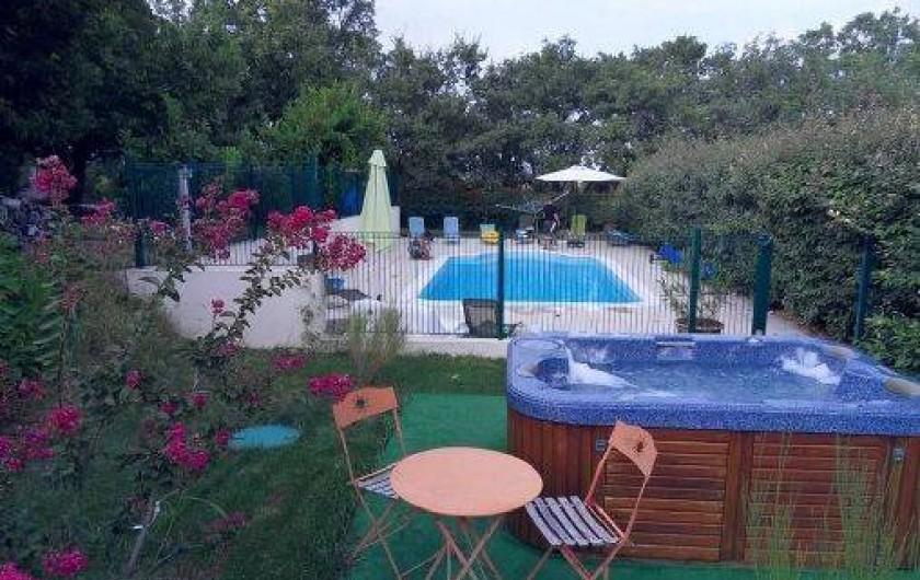 Location de vacances - Gîte à Potelières