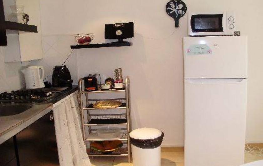 Location de vacances - Appartement à Aulnay-sous-Bois
