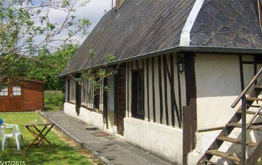 Location de vacances - Maison - Villa à Condé-sur-Risle