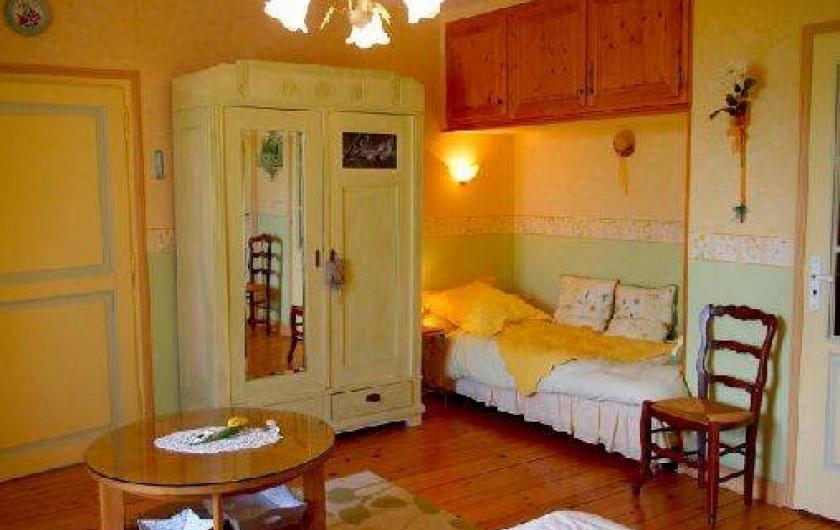 Location de vacances - Chambre d'hôtes à Watronville