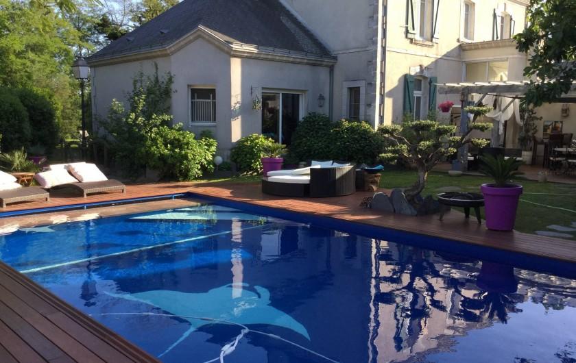 Location de vacances - Chambre d'hôtes à Saint-Hilaire-de-Riez