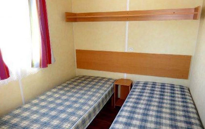 Location de vacances - Camping à Chassagnes