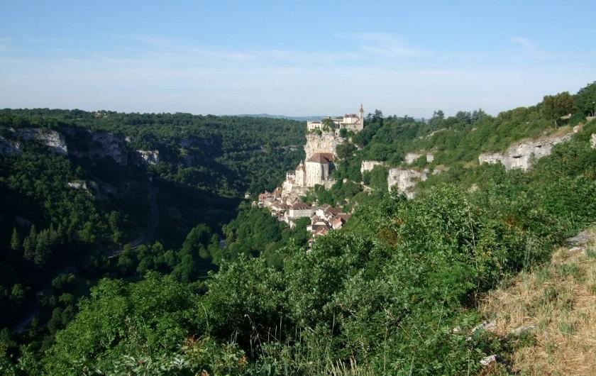 Location de vacances - Gîte à Puy-d'Arnac - Rocamadour