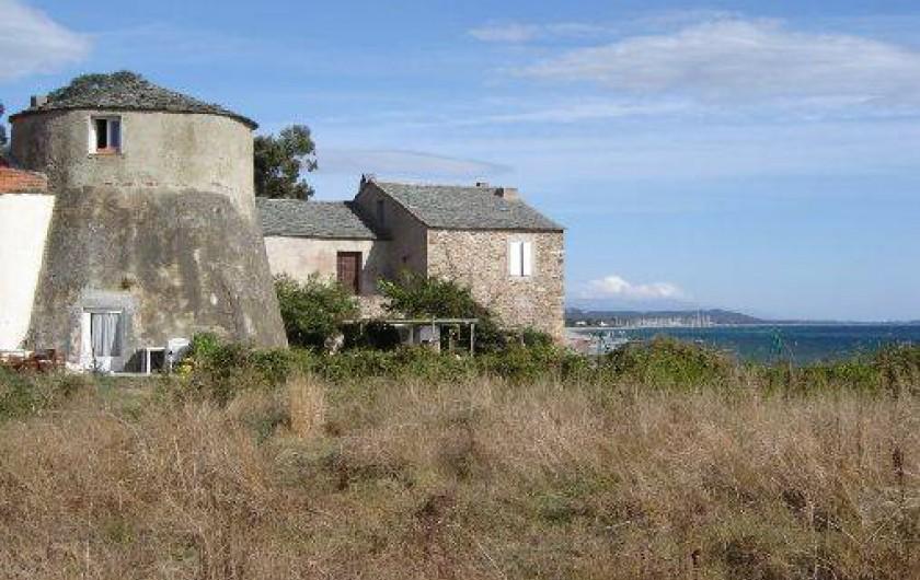 Location de vacances - Studio à Cervione