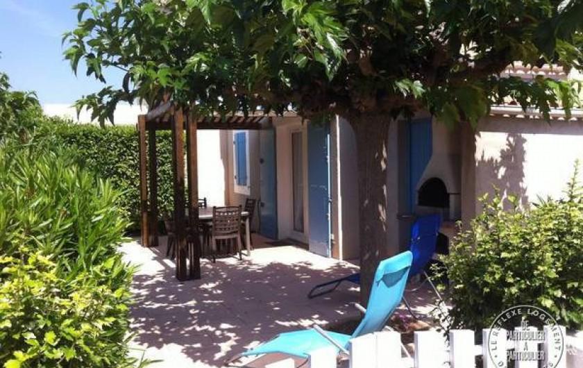 Location de vacances - Villa à Vic-la-Gardiole - villa n°2 4 personnes