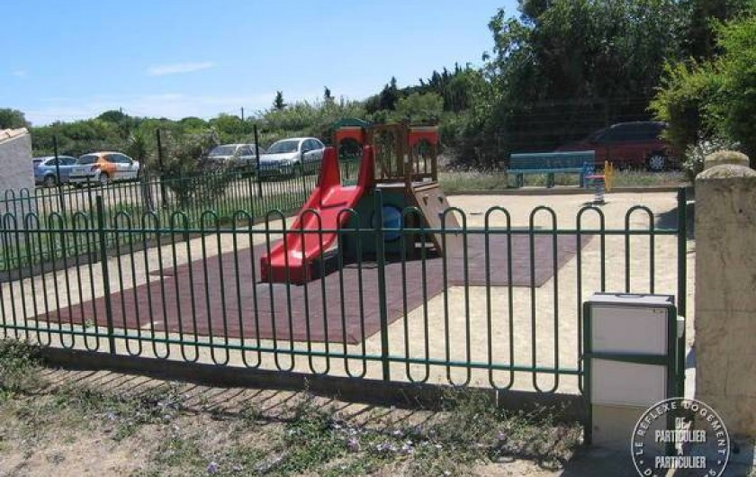 Location de vacances - Villa à Vic-la-Gardiole