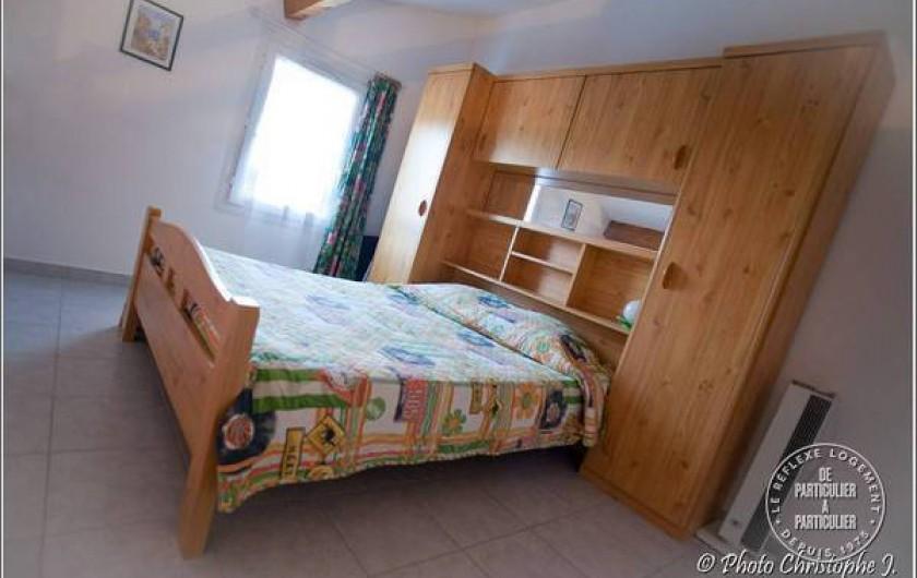 Location de vacances - Villa à Vic-la-Gardiole - chambre mezzanine villa 2