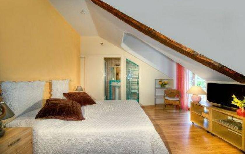 Location de vacances - Chambre d'hôtes à Saint-Jean-du-Bruel