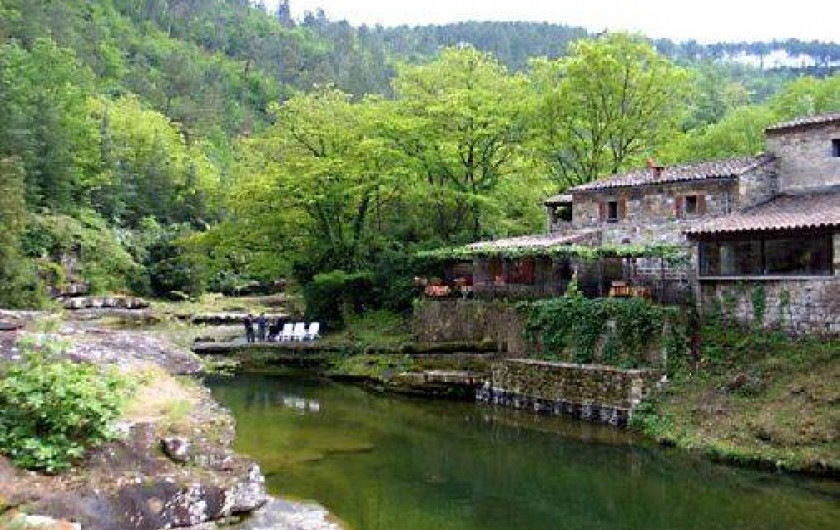 Location de vacances - Moulin à Ribes