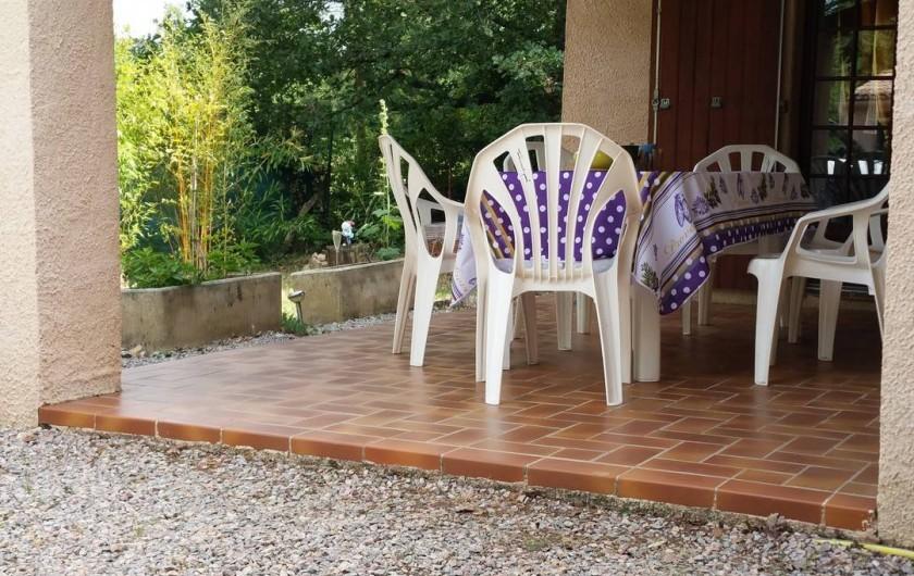 Location de vacances - Villa à Figanières