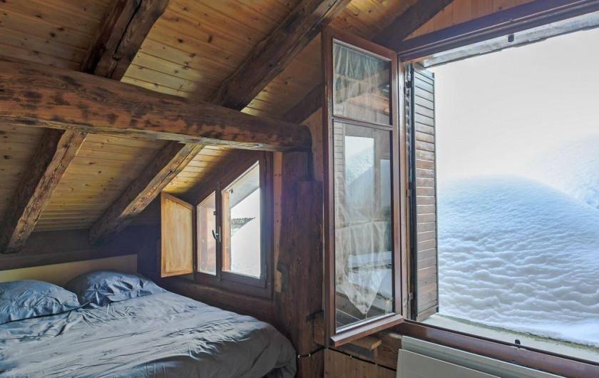 Location de vacances - Chalet à Taninges - Chambre