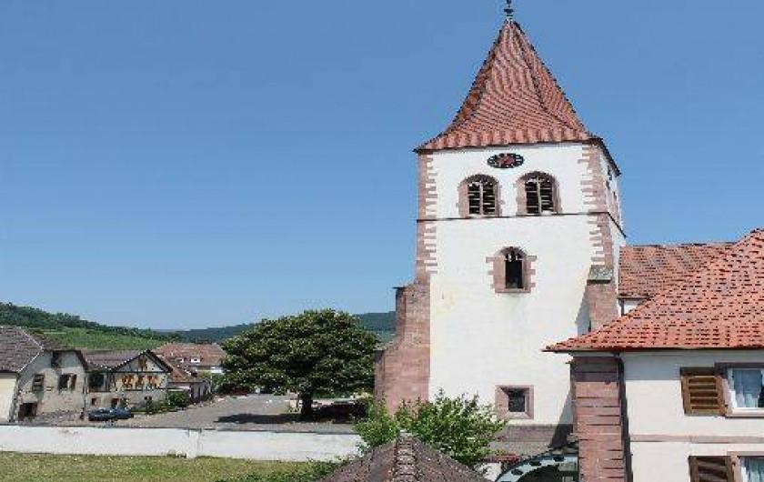 Location de vacances - Chambre d'hôtes à Ammerschwihr