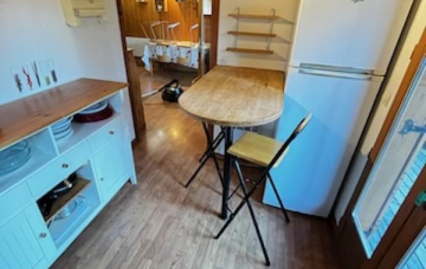 Location de vacances - Chalet à La Teste-de-Buch - cuisine