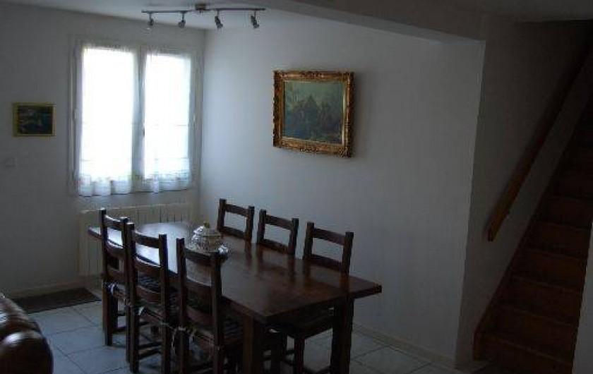 Location de vacances - Maison - Villa à Le Vivier-sur-Mer