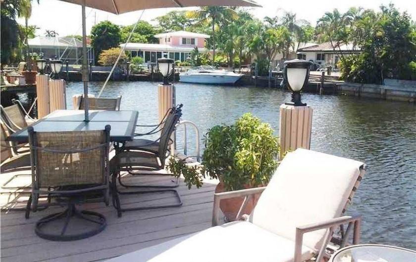 Location de vacances - Villa à Fort Lauderdale