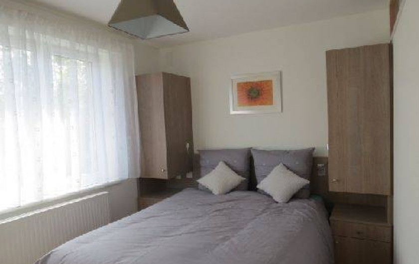 Location de vacances - Villa à Strasbourg - ChambreN°4