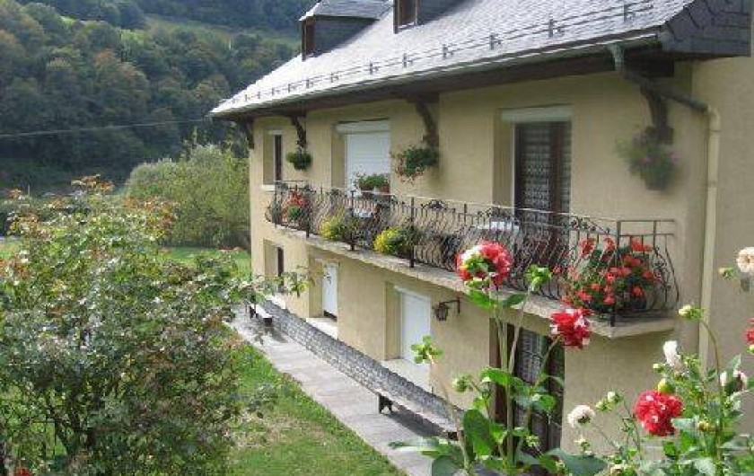 Location de vacances - Gîte à Luz-Saint-Sauveur
