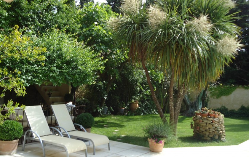 Location de vacances - Gîte à Sérignan-du-Comtat