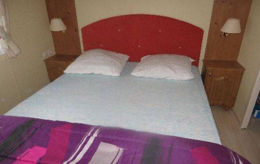 Location de vacances - Camping à La Palmyre - chambre 1