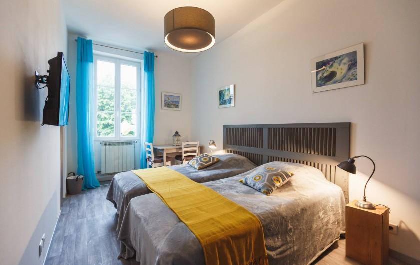 Location de vacances - Chambre d'hôtes à Sauternes - Château Filhot